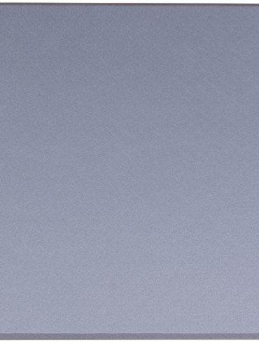 acoustique acoustique CALM 60x60x3cm Anthracite avec revêtement en tissu ; Isolation acoustique pour le mur ; Panneaux d'absorption acoustique ; Panneau acoustique coloré ; Absorbeur de silencieux de conception 1