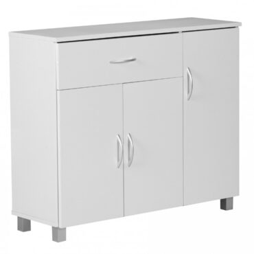 35976-WOHNLING-Sideboard-Weiss-90-x-75-cm-WL1-334-WL1-33