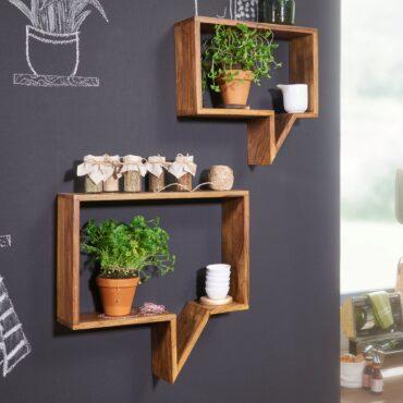 38534-WOHNLING-2er-Set-Wandregale-MUMBAI-Massivholz-Sheesham-Holzregal-Landhaus-Stil-Haengeregal-Echt-Holz-Wandboard-Natur-Produkt-Wandregal-Haengeregal-Regal-Turmregal-Cube-Bueche_1