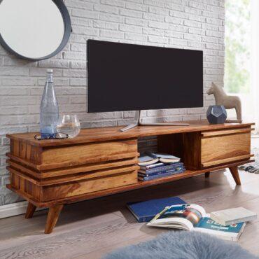 40315-WOHNLING-Lowboard-KADA-Massivholz-Sheesham-Kommode-145-cm-TV-Board-Ablage-Fach-Landhaus-Stil-Unterschrank-41-cm-TV-Moebel-Vitrine-Anrichte-TV-Unterschrank-Phonoschrank-Phonomo_3