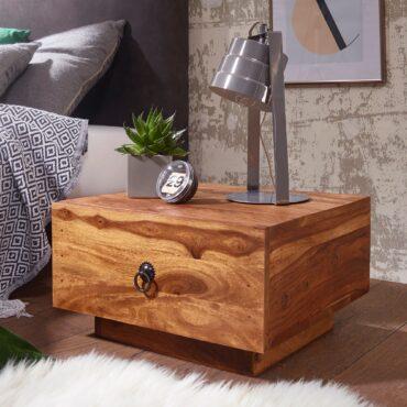 40327-WOHNLING-Design-Nachttisch-MUMBAI-Massiv-Holz