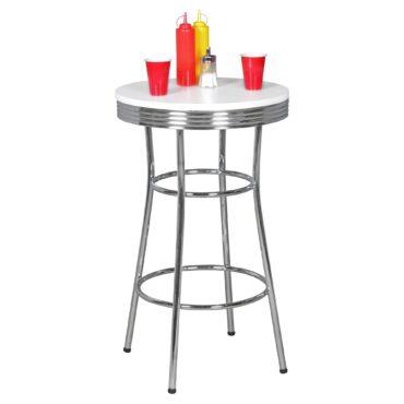 43461-WOHNLING-Bartisch-ELVIS-American-Diner-Bistro