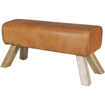 43729-WOHNLING-Design-Sitzhocker-WL5-105-Holz-90x30x43-cm-Leder-Modern-Springbock-Lederhocker-mit-Holzbeinen-Massivholz-Hocker-mit-Leder-Springbock-Turnbank-Gepolstert-Garderobe_1