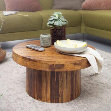 52000-WOHNLING-Couchtisch-60x30x60-cm-Sheesham-Massivholz-Sofatisch-Design-Wohnzimmertisch-Rund-Stubentisch-Kaffeetisch-Braun-Tisch-Wohnzimmer-x-couchtische-dunkelbraun-60×60-cout_1