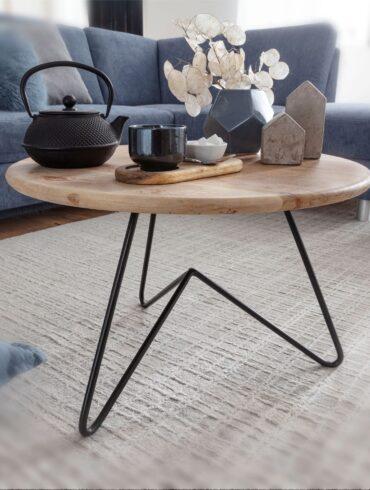 52014-WOHNLING-Couchtisch-Akazie-Massivholz-60x60x40-cm-Sofatisch-Rund-Stubentisch-Holz-und-Metall-Wohnzimmertisch-mit-Edelstahlbeinen-braun-er-sofa-tische-massiv-e-wohnzimmer-t_1